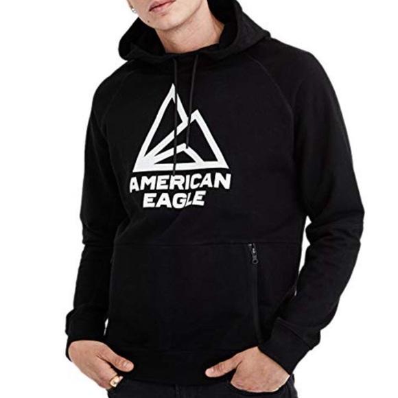 🐈 Men's American Eagle Hoodie